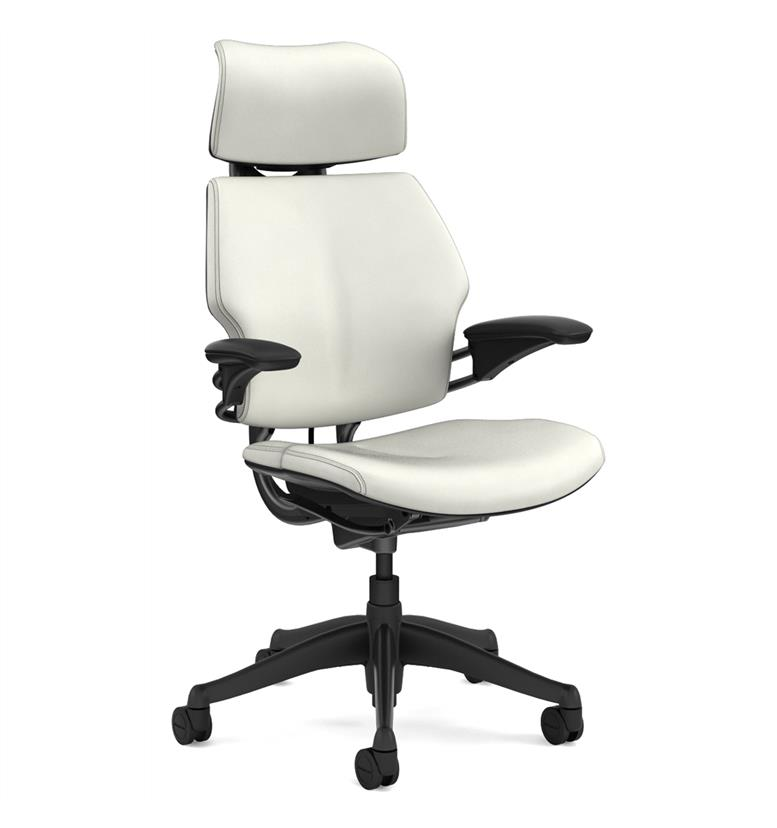 Humanscale Freedom Leather Columbia