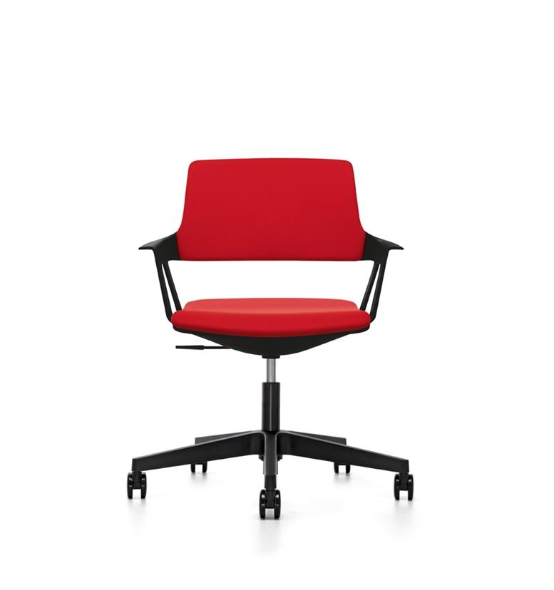 Interstuhl Movy is3 Conference Front Red