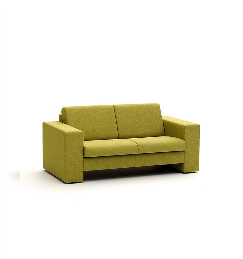 Edge Design Crisp Double Sofa
