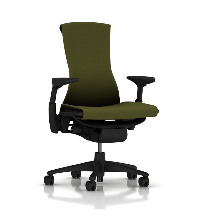 Herman Miller Embody Green Apple