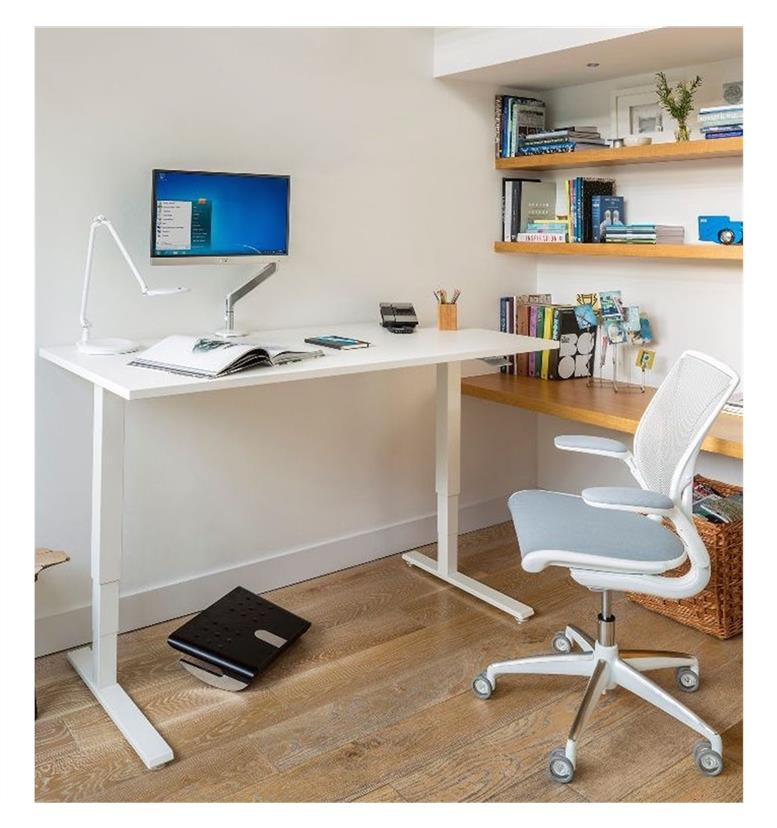 Float Table Home Office