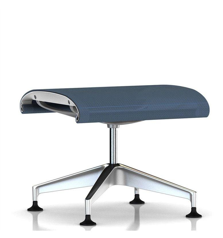 Put Your Feet Up On Herman Miller 39 S Setu Ottoman Berry Blue Office Cha