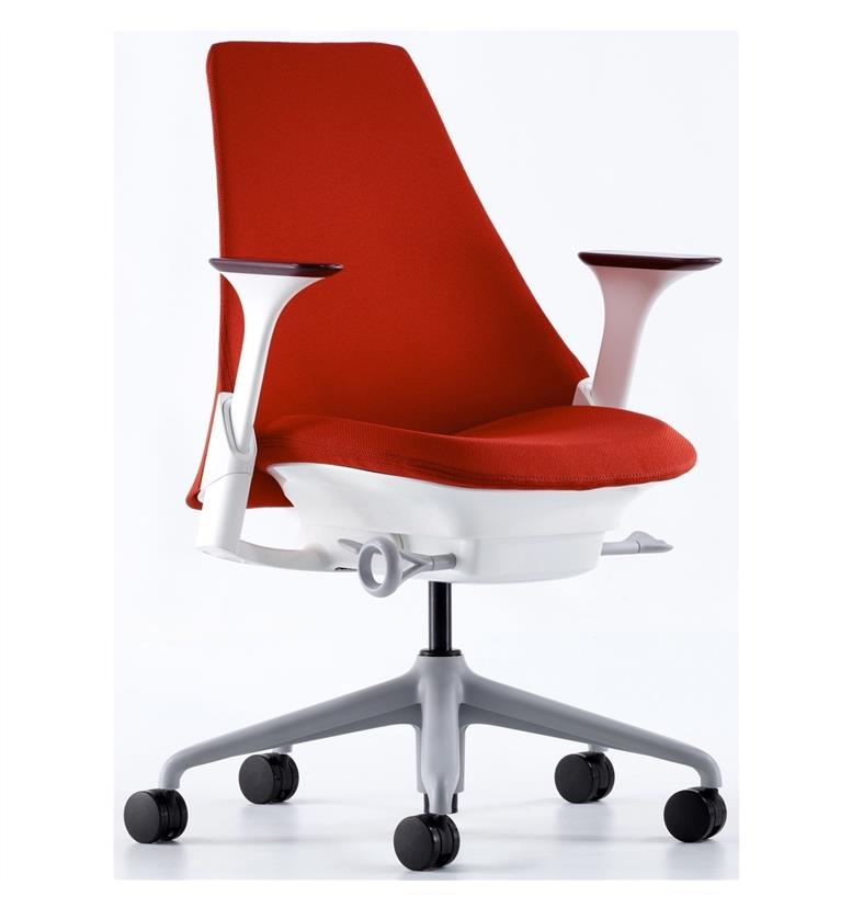 Herman Miller Sayl Upholstered Back Office Chair Office