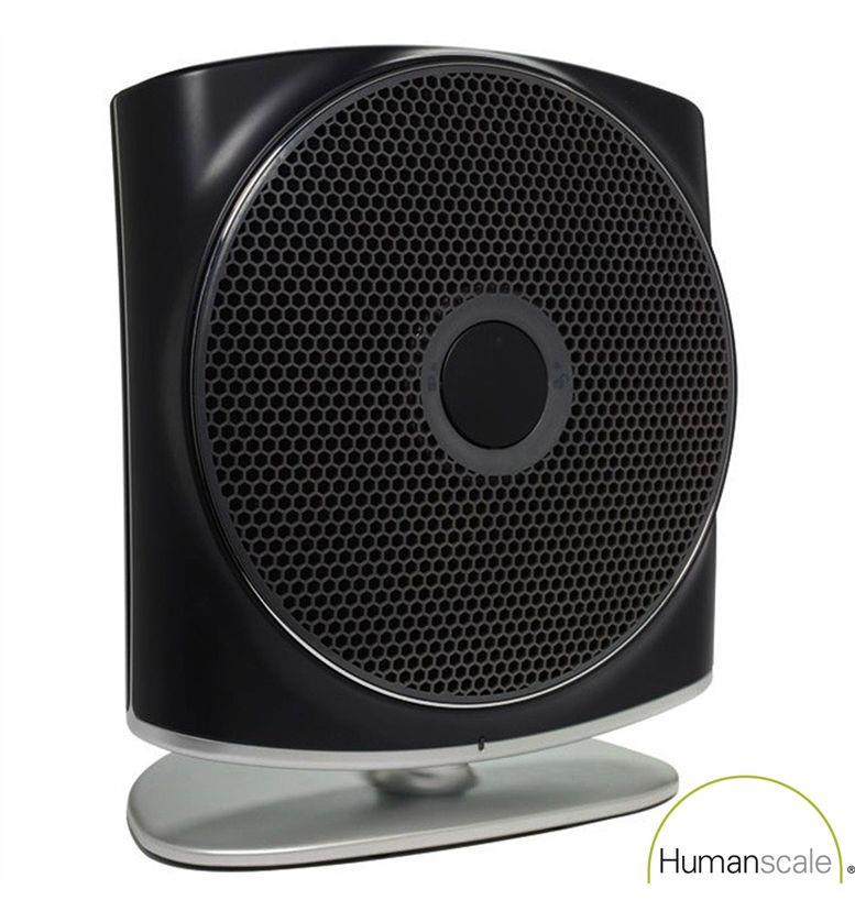Humanscale Zon Personal Air Purifier Black