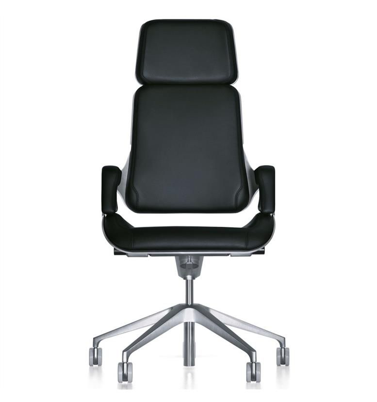 interstuhl silver 362s high back executive chair office chairs uk. Black Bedroom Furniture Sets. Home Design Ideas