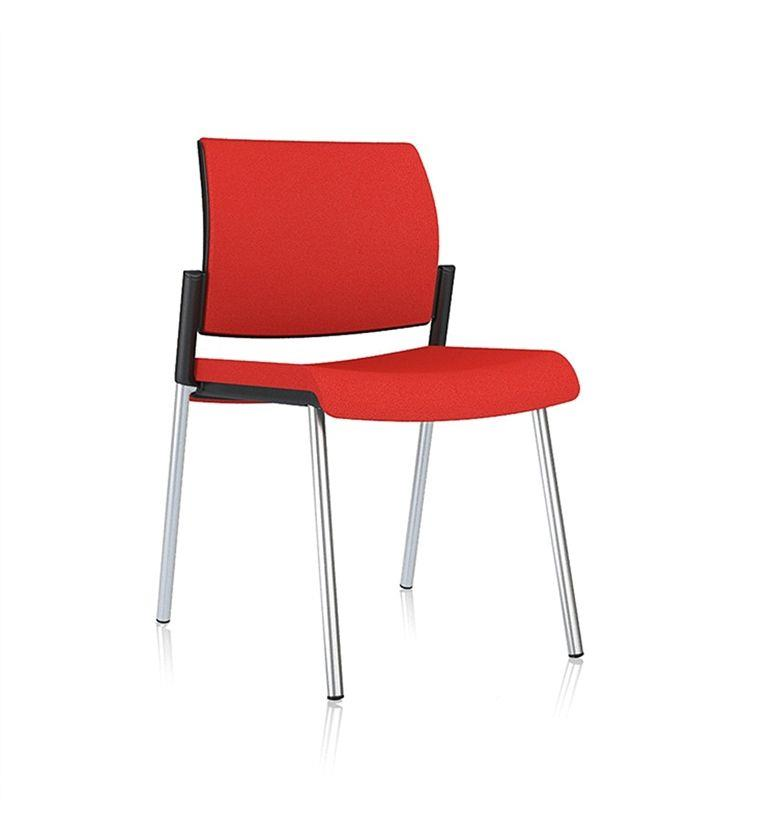 Edge Design Kind Meeting Chair - Four Legged