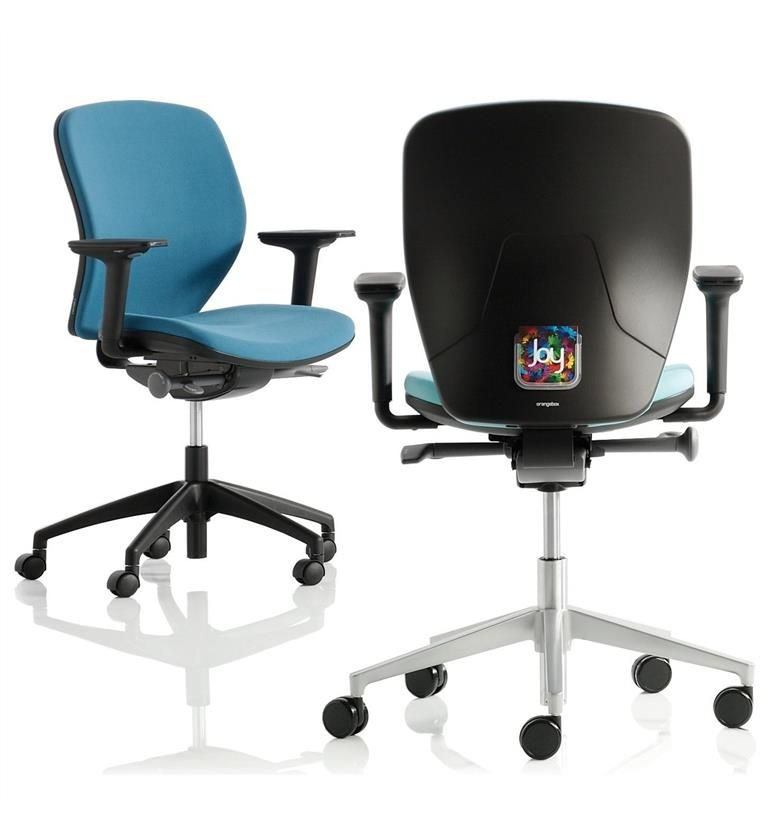 orangebox joy mid back office chair