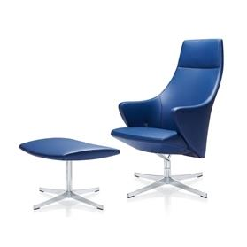 Zuco 4+ Relax Lounge Swivel Chair