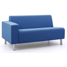 Verco Bradley Double Bench Left Arm