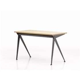 Vitra Compas Direction Desk, Oak Top