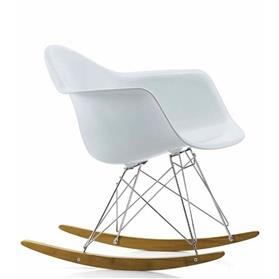 Vitra Eames RAR Rocking Chair White