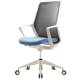 Verco Flow High Back Office Chair White