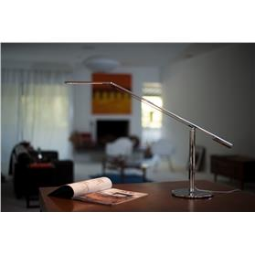 Ergo Equo LED Task Light, Chrome
