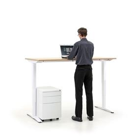 Verco Oblique Adapt - Height Adjustable Desk