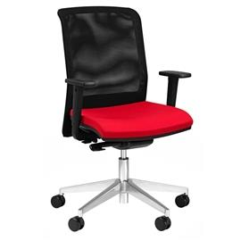 Elite Merge Mesh task chair aluminium base