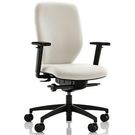 boss design lily upholstered task chair office chairs uk