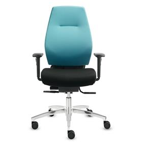 Dauphin Shape Comfort XT High Back Office Chair Front