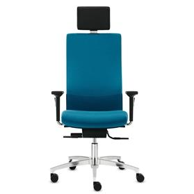 Dauphin Shape XP High Back Chair with Neckrest