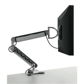 Dauphin ZGO monitor arm with cables