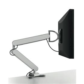 Dauphin ZGO Monitor Arms with Optional USB Ports