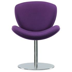 Edge Design Spirit Lite Round Pedestal Base Chair