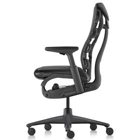 Herman Miller Embody Mercer Charcoal Side