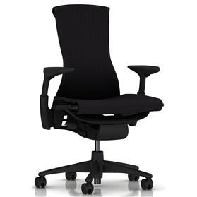 NEXT DAY DELIVERY! Herman Miller Embody, Balance Black