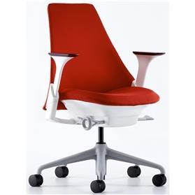 herman miller sayl upholstered back office chair office chairs uk