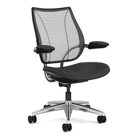 Humanscale Liberty Executive Leather Chair