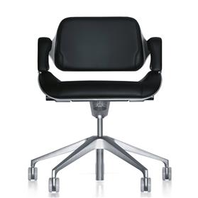 Interstuhl 162S Low Back chair Brushed