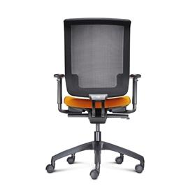 Connection My Mesh Back Office Chair Back View
