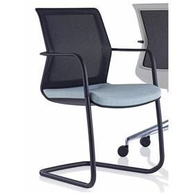 Orangebox Workday Cantilever Meeting Chair Office Chairs Uk