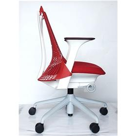 Herman Miller Sayl Office Chair Rosso Red Office Chairs Uk