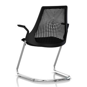 herman miller sayl visitor chair design your own office chairs uk