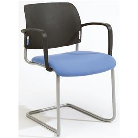 Verco Add Cantilever Chair with Arms
