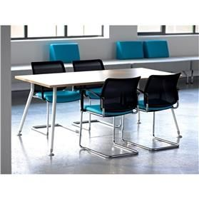 Verco Visual Acute Rectangle Meeting Table