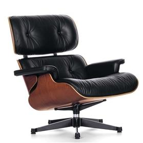 Eames Lounge Chair Classic Cherry