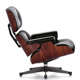 Eames Lounge Chair Classic Santos Palisander