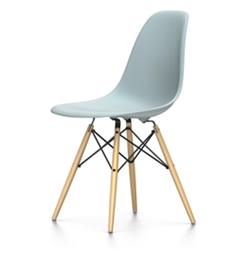vitra eames dsw chair ice grey
