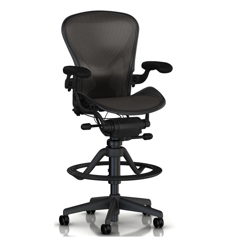 aeron drafting chair. aeron drafting chair c