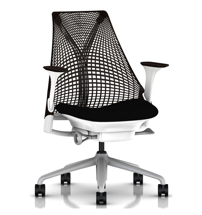 NEXT DAY DELIVERY Herman Miller Sayl fice Chair Black
