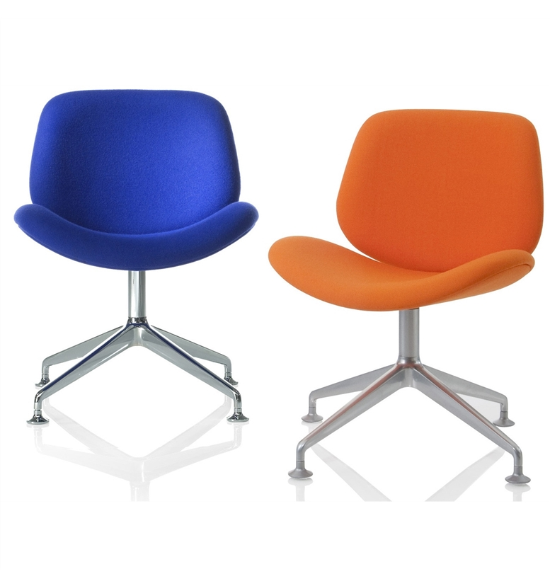 orangebox track swivel work chair - office chairs uk