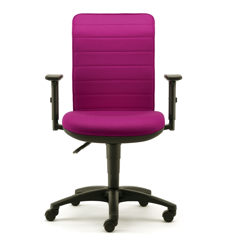 And Ribbed Back Office Chair Under Office Furniture Chairs