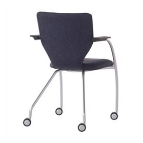 Orangebox X10-FLA Four Leg chair