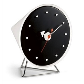 Vitra Cone Desk Clock by George Nelson