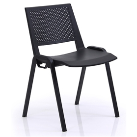 Verco Libra Four Legged Stacking Chair