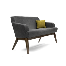 Herman Miller Jetty Two Seater Sofa