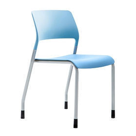 Verco Muse Four Legged Stacking Visitor Chair