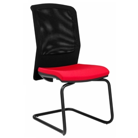 Elite Merge Mesh Cantilever Chair