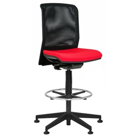 Elite Merge Mesh Draughtsman Chair